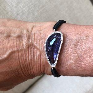 Closeout! Ellie Madison adjustable bracelet